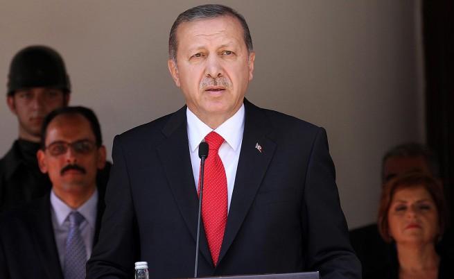 Ердоган: Да се зачита правото на Турция да се защитава
