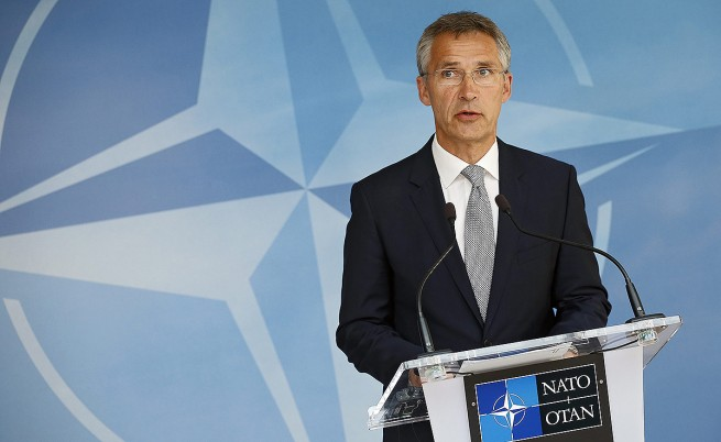 НАТО подкрепя с неизменна солидарност Турция