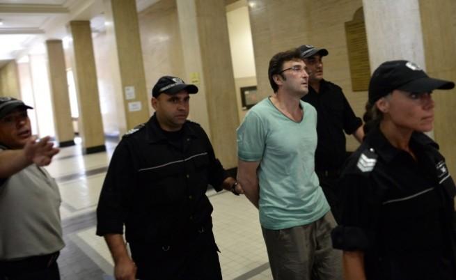 Герман Костин в съда