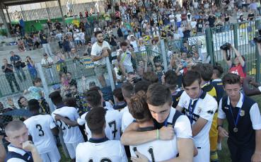 Парма избегна изхвърлянето от Серия А, но беше наказан сурово