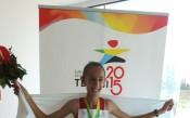 СНИМКИ: Успехът на Лиляна Георгиева в Тбилиси