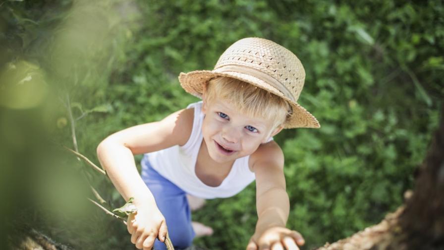 Как да се справим с повишената двигателна активност при децата
