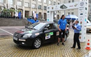 Дедиков/Павлов с призово класиране на Е-рали Сан Марино