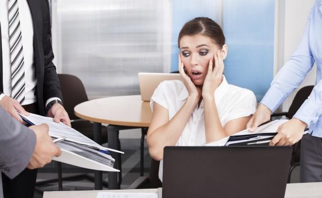 Борим стресовите ситуации в офиса с кратки почивки