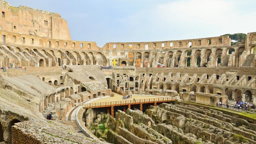Правят нов под на Колизеума за 18,5 млн. евро