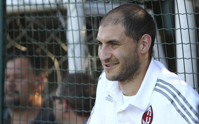 Дълбока резерва в Милан отиде в познайник на ЦСКА