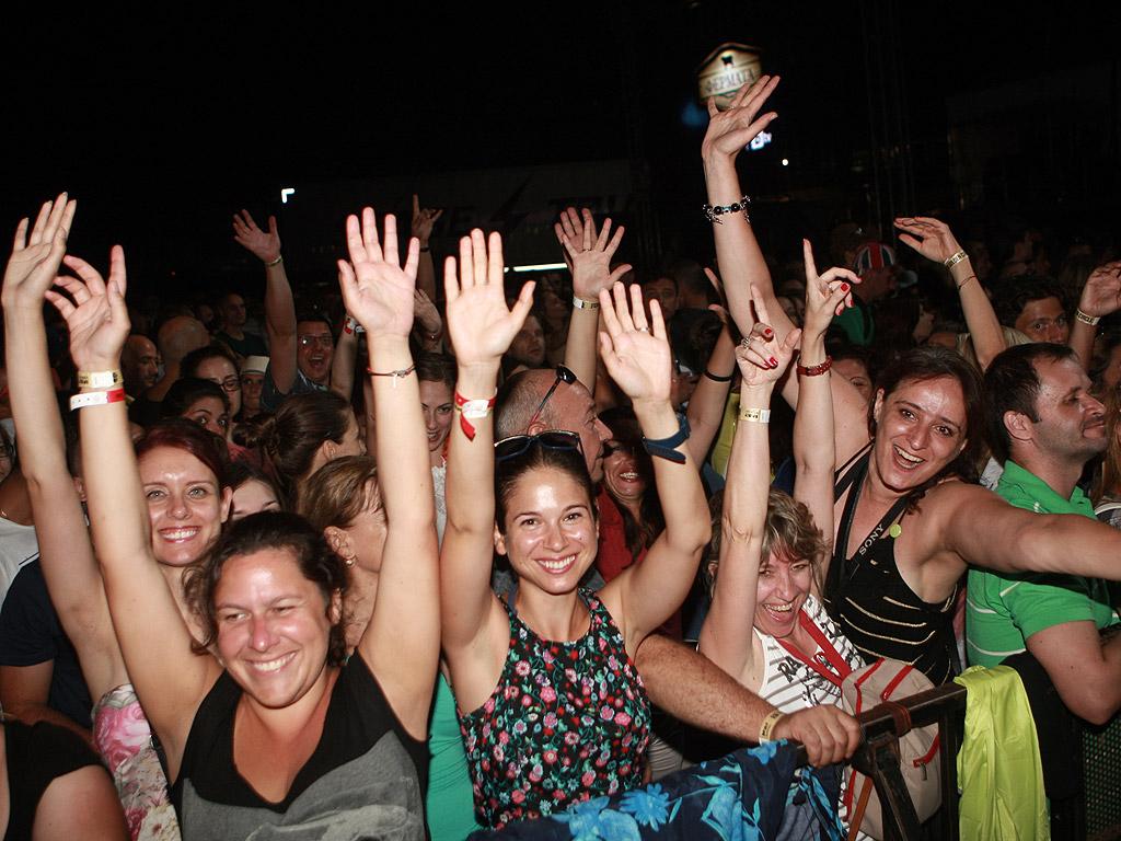 Концерт на Роби Уилямс в Бургас