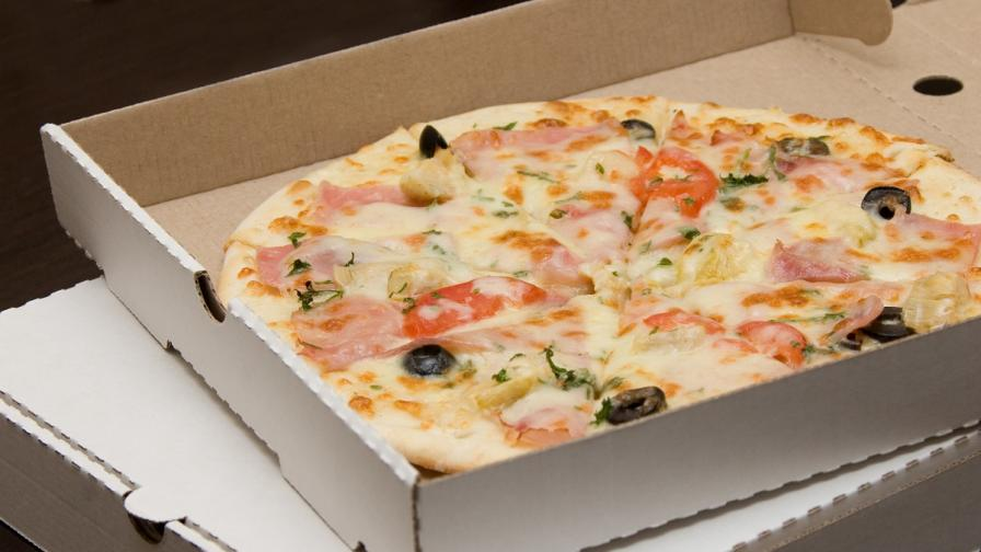 От поръчаната онлайн храна се дебелеело повече