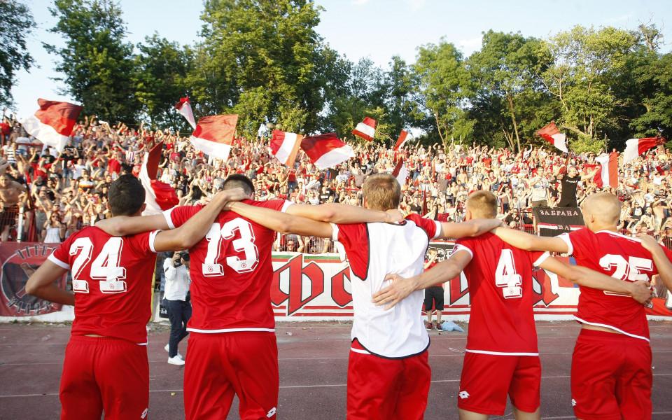 Последно: Символичен вход за първия мач за Купата на ЦСКА
