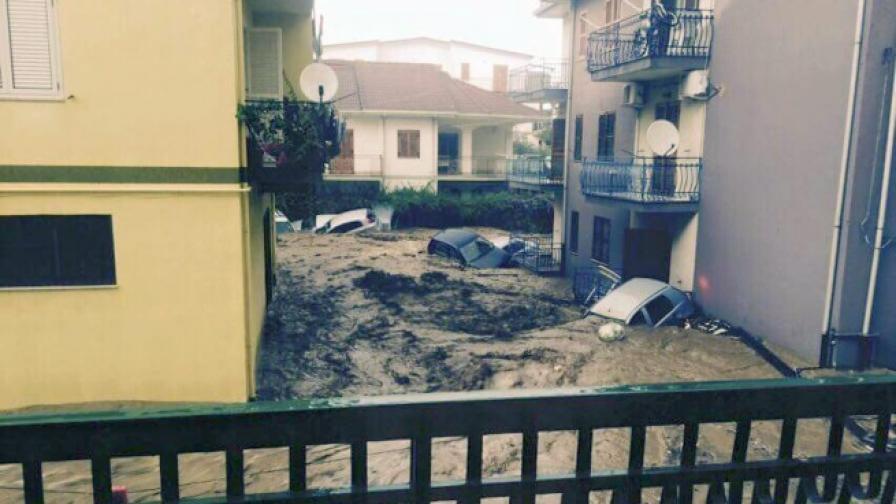 Наводнения в Южна Италия