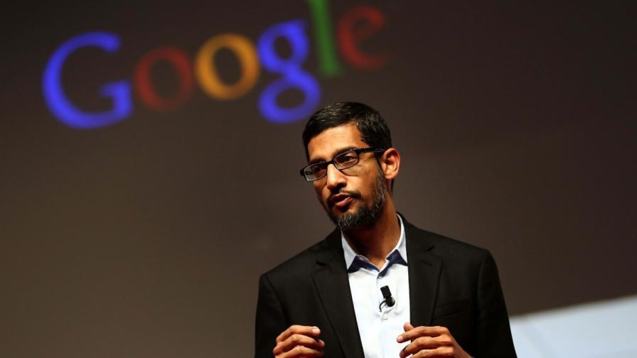 Шефът на Google: Тероризмът има за цел да ни раздели