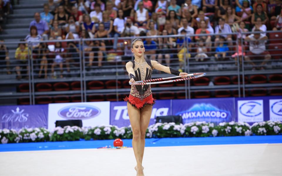6-о и 7-о място за Владинова и Тасева във финала на топка