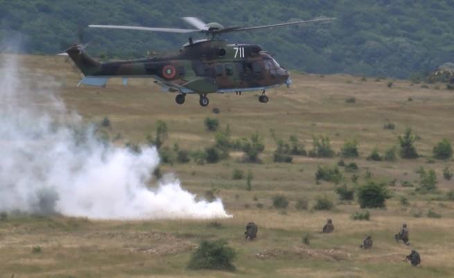 Американски танкове идват в България