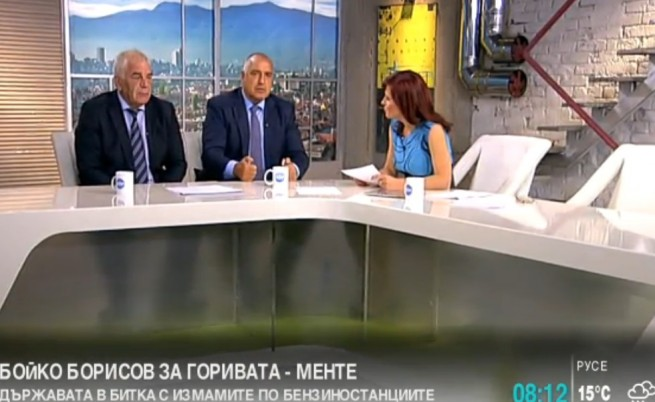 Борисов и Танов: Какво става с горивата