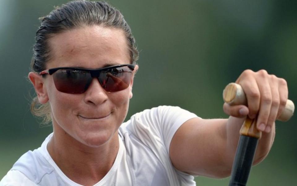 Стаменова се класира на финал на 200 м кану в Пловдив