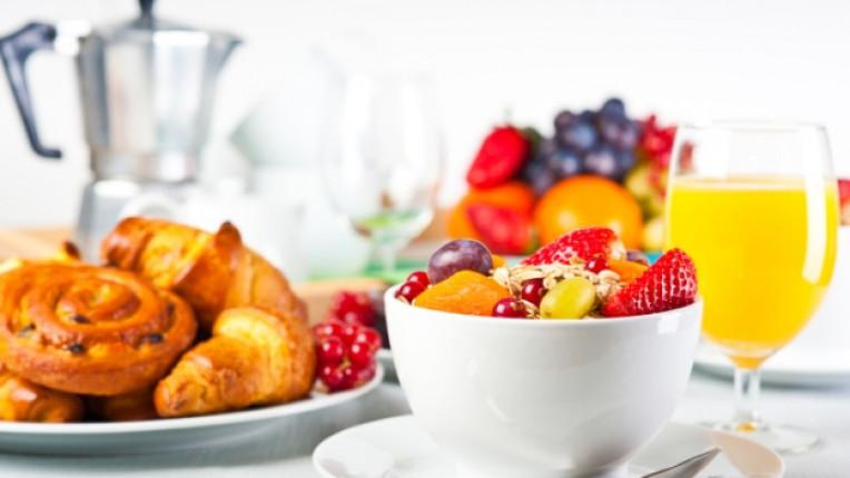 брънч храна закуска