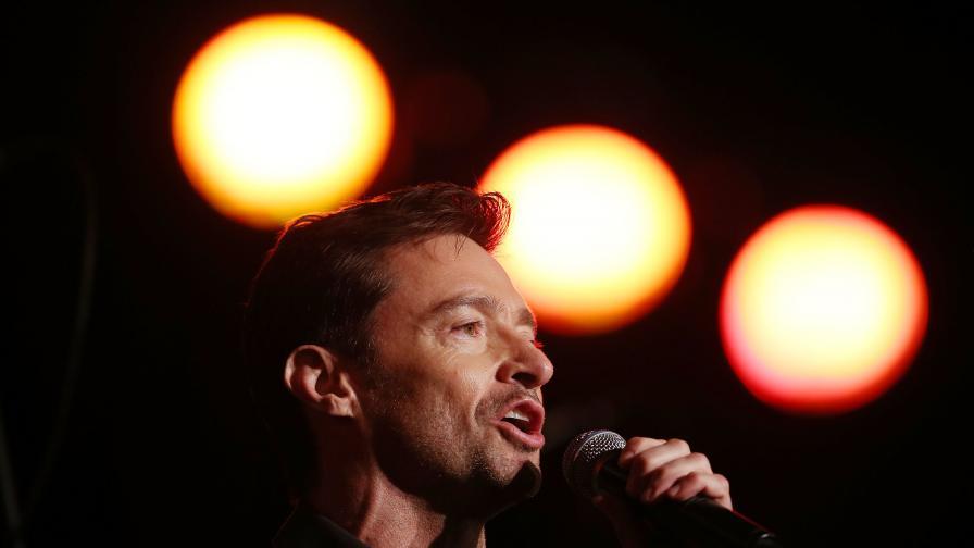 Хю Джакман планира концертно турне в Австралия