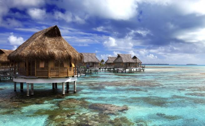 Скандално скъпите места за почивка (видео)