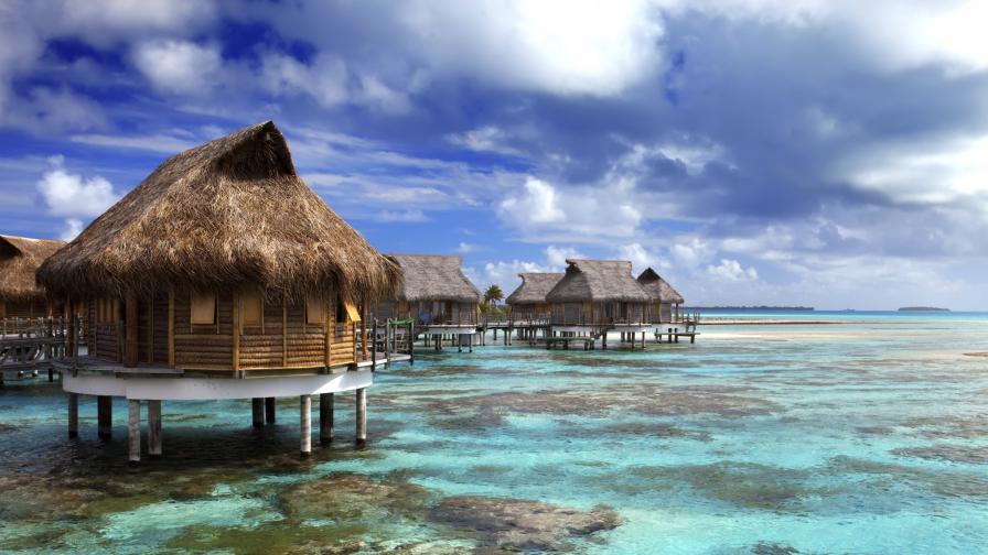 Не сте ги чували - островите, на които почиват богатите