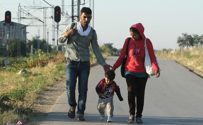 Германия преустанови връщането на сирийци в страните, в които са влезли в ЕС