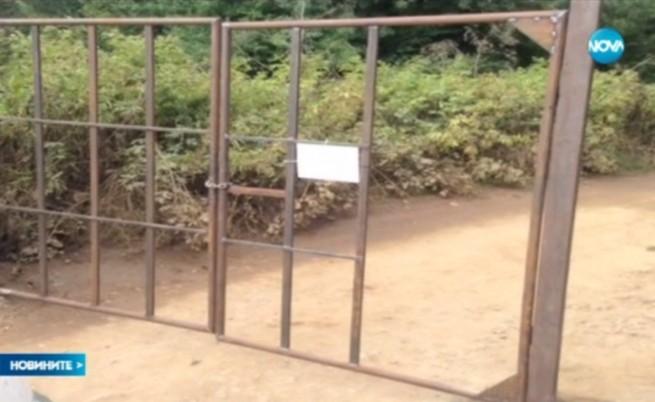 Нова ограда спира достъпа до плажа в Силистар