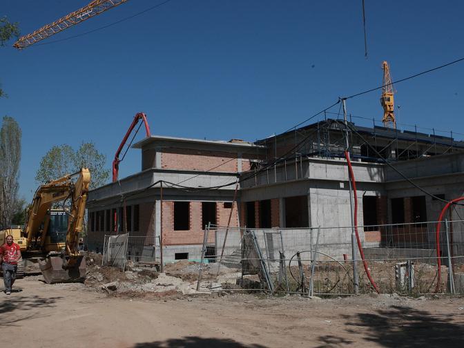 софия технологичен парк строеж строители