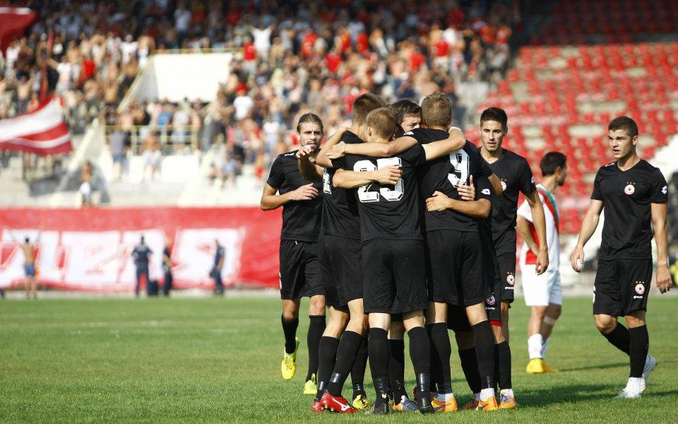 Разликата между ЦСКА и тимовете в Югозападна България - класическа
