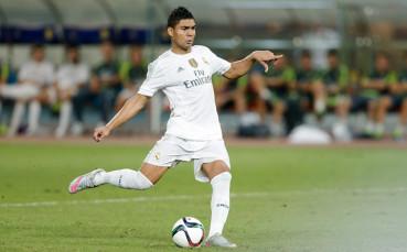 Реал Мадрид изважда европейски паспорт на Каземиро