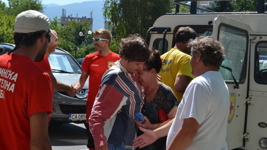 Откриха младежа, който се изгуби във Витоша в неделя