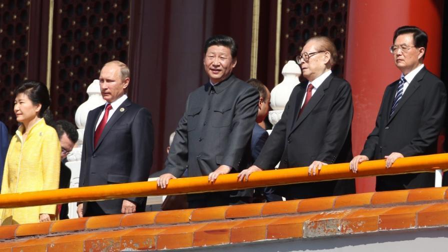 Доклад: САЩ биха загубили война с Русия или Китай