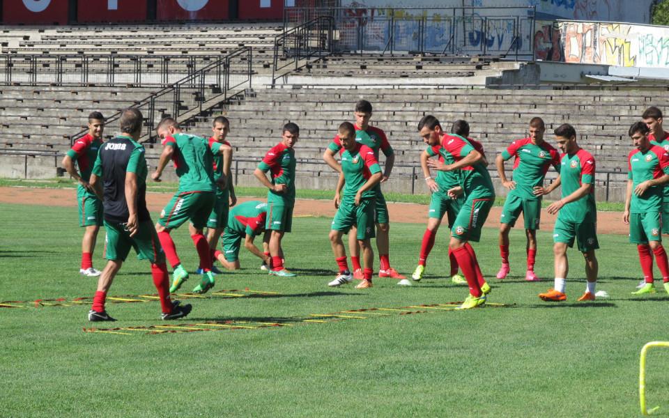България и Чехия с реми на турнира в Тулон