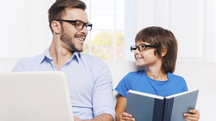 Забавни лъжи, които родители казват на децата си