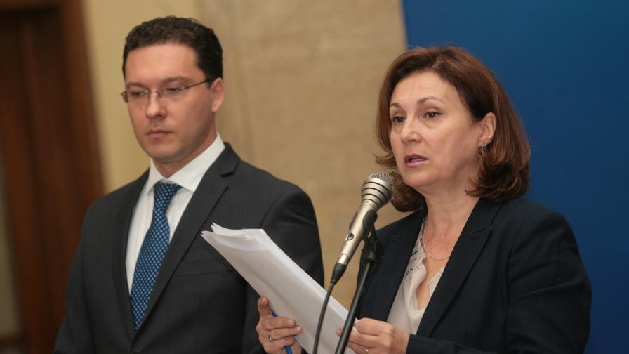 Бъчварова: Ще приемем 500 бежанци