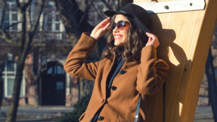 есен сезон жена палто жилетка