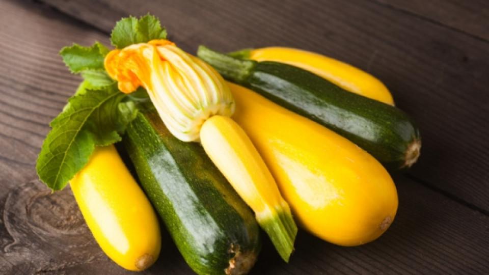 """Тиквичката – """"грозното пате"""" на зеленчуците"""