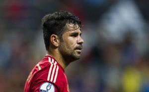 Диего Коста се завърна в състава на Испания
