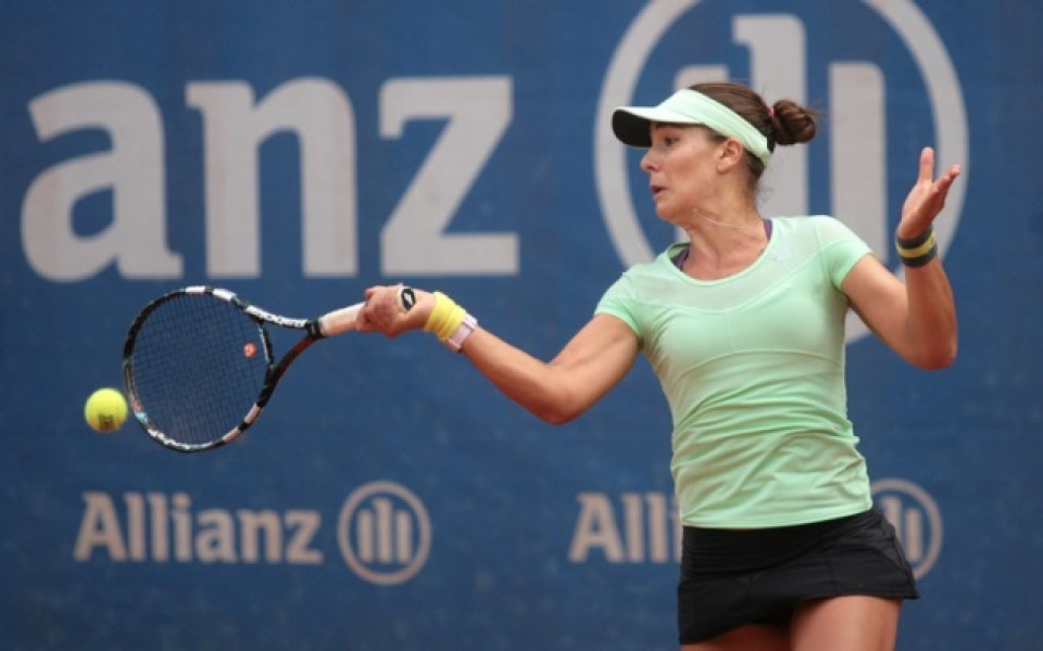 Елица Костова вече е във втория кръг на турнир в Италия