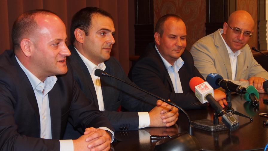 Реформаторският блок и Патриотичният фронт ще се явят заедно на местните избори във Варна
