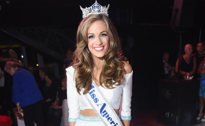 Новата Мис Америка впечатли с опера (видео)