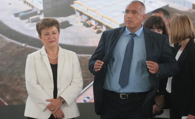 Искат оставката на Борисов заради фиаското с Кристалина