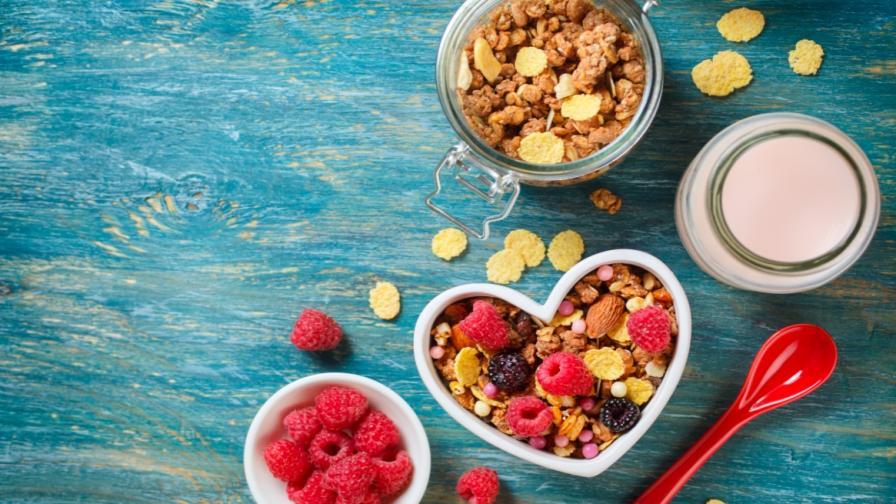 18 храни за по-дълъг и здравословен живот