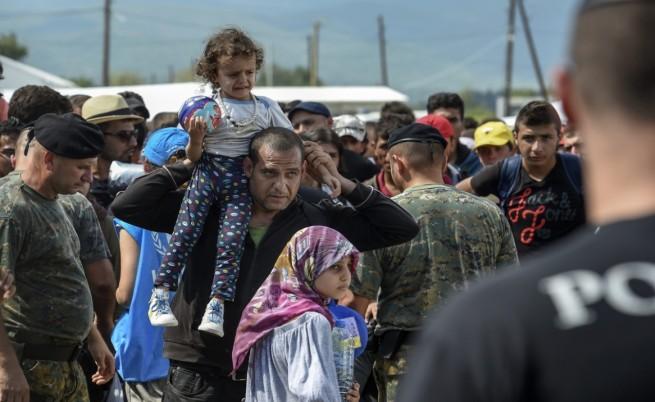 Видео показва друга гледна точка за бежанците