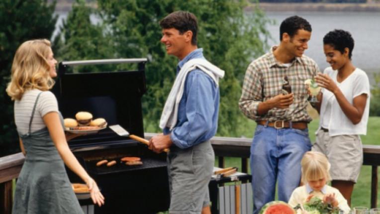 барбекю пожар пикник на открито