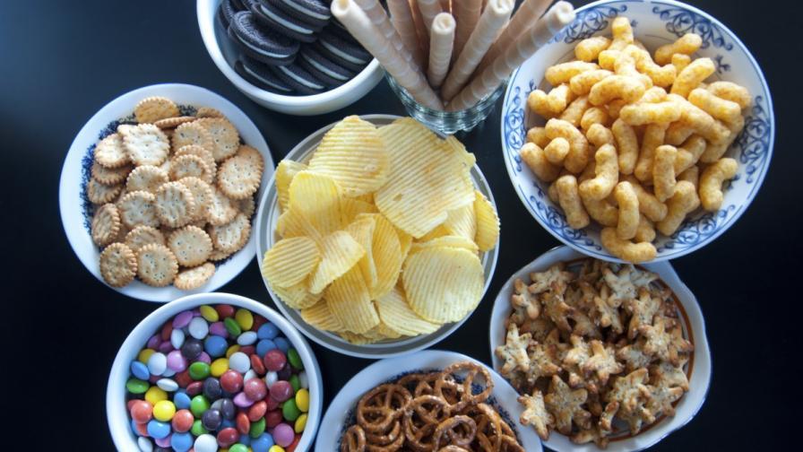 <p>Вредна храна всеки ден? Ето какво си причиняваме</p>