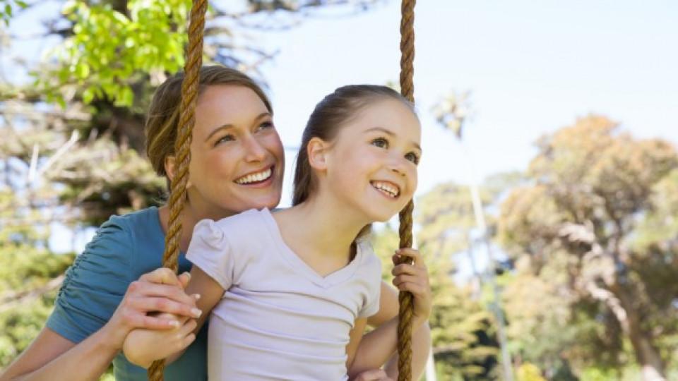 Какво обещават майките на дъщерите си в началото на учебната година