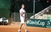 Исторически успех за унгарския тенис и Фучович
