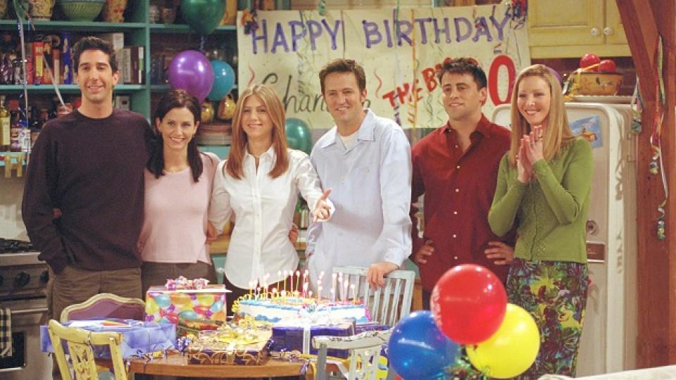 """""""Приятели"""" е най-добрият сериал на всички времена"""