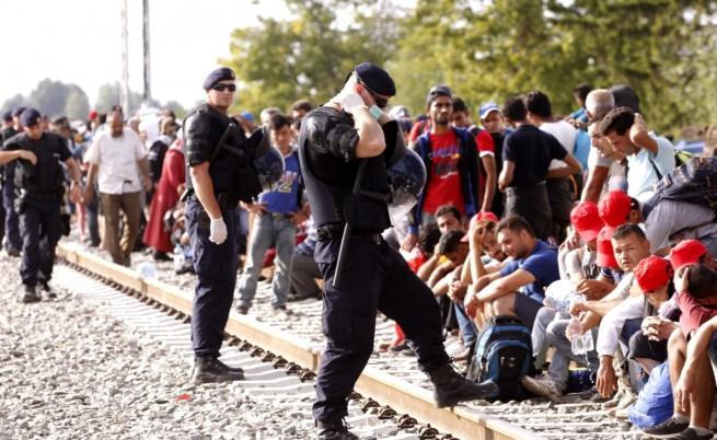 Австрия спира мигранти на южната си граница