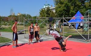 Адреналинов фест превърна центъра на София в огромна спортна арена