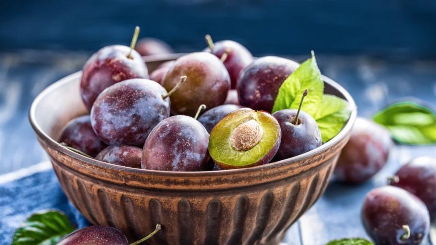 6 причини да включим сливи в есенното си меню
